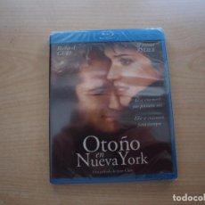 Cine: OTOÑO EN NUEVA YORK - DE JOAN CHEN - BLU - RAY DISC - PRECINTADA - SIN USAR. Lote 203613703
