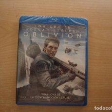 Cine: OBLIVION - CON TOM CRUISE Y MORGAN FREEMAN - BLU - RAY DISC - PRECINTADA - SIN USAR. Lote 203614143