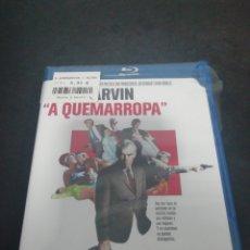 Cinema: REF.1250 A QUEMARROPA - BLU RAY NUEVO A ESTRENAR. Lote 203984400
