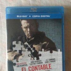 Cine: ENVIO INCLUIDO // BLU RAY EL CONTABLE. Lote 204092337