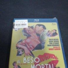 Cinema: REF. 1319 EL BESO MORTAL - BLURAY NUEVO A ESTRENAR. Lote 204124447