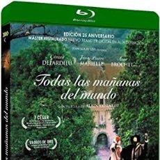 Cine: NUEVA / TODAS LAS MAÑANAS DEL MUNDO - ALAIN CORNEAU. Lote 269843683
