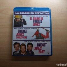 Cine: EL DIARIO DE BRIDGET JONES - LA COLECCION DEFINITIVA - TRES PELICULAS - PRECINTADO - SIN USAR. Lote 204445183