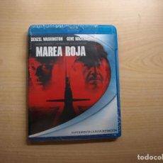 Cine: MAREA ROJA - CON DENZEL WASHINGTON Y GENE HACKMAN - PRECINTADO - SIN USAR. Lote 204492507