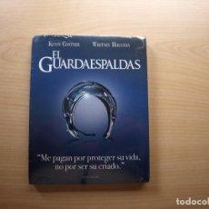 Cine: EL GUARDAESPALDAS - CON KEVIN COSTNER Y WHITNEY HOUSTON - PRECINTADO - SIN USAR. Lote 204506508