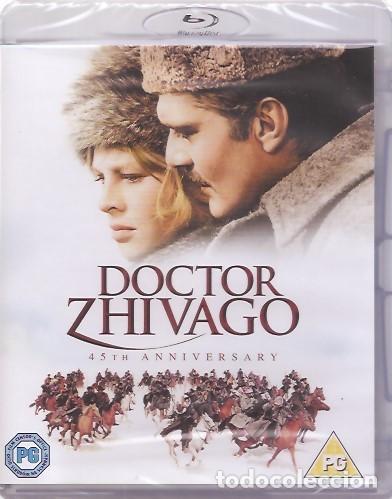 DOCTOR ZHIVAGO. EDICIÓN 45 ANIVERSARIO. 2 DISCOS (NUEVO PRECINTADO) (Cine - Películas - Blu-Ray Disc)