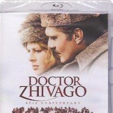 Cine: DOCTOR ZHIVAGO. EDICIÓN 45 ANIVERSARIO. 2 DISCOS (NUEVO PRECINTADO). Lote 204508925