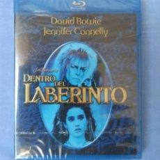 Cine: ENVIO INCLUIDO // BLU RAY DENTRO DEL LABERINTO. Lote 204835968