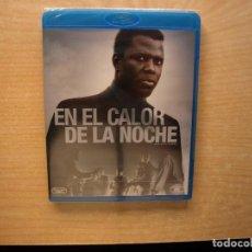 Cine: EL EL CALOR DE LA NOCHE - GANADORA DE 5 OSCARS INCLUYENDO MEJOR PELICULA- PRECINTADA - SIN USAR. Lote 205048625