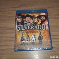 Cine: SILVERADO BLU-RAY DISC SCOTT GLENN KEVIN COSTNER JEFF GOLDBLUM NUEVO PRECINTADO. Lote 205379905