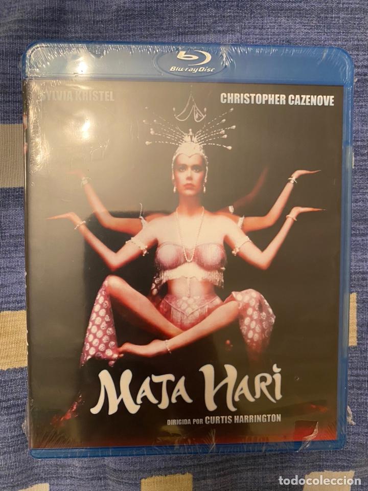 MATA HARI BLURAY PRECINTADO (Cine - Películas - Blu-Ray Disc)