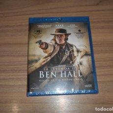 Cine: LA LEYENDA DE BEN HALL BLU-RAY DISC NUEVO PRECINTADO. Lote 206159381