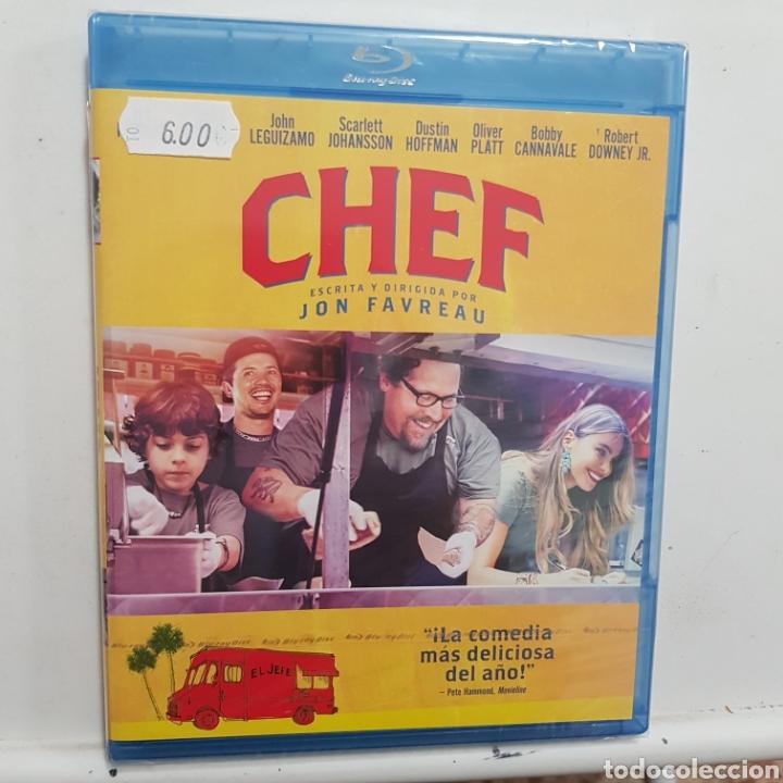 REF.2260 CHEF - BLURAY NUEVO A ESTRENAR (Cine - Películas - Blu-Ray Disc)