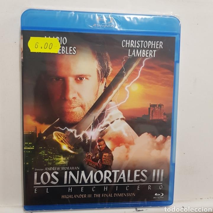 REF.2263 LOS INMORTALES III - BLURAY NUEVO A ESTRENAR (Cine - Películas - Blu-Ray Disc)