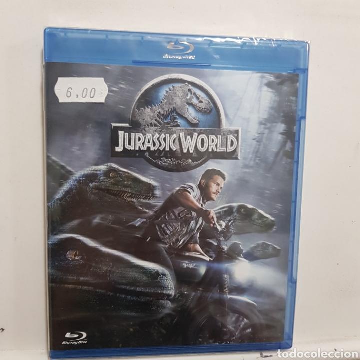 REF.2265 JURASSIC WORLD - BLURAY NUEVO A ESTRENAR (Cine - Películas - Blu-Ray Disc)