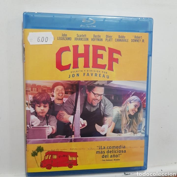 REF.2266 CHEF - BLURAY NUEVO A ESTRENAR (Cine - Películas - Blu-Ray Disc)