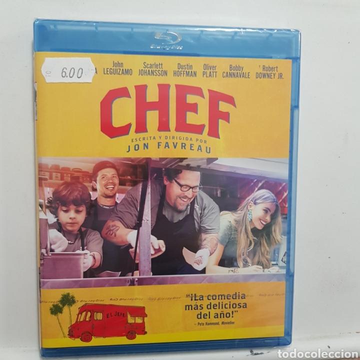 REF.2267 CHEF - BLURAY NUEVO A ESTRENAR (Cine - Películas - Blu-Ray Disc)