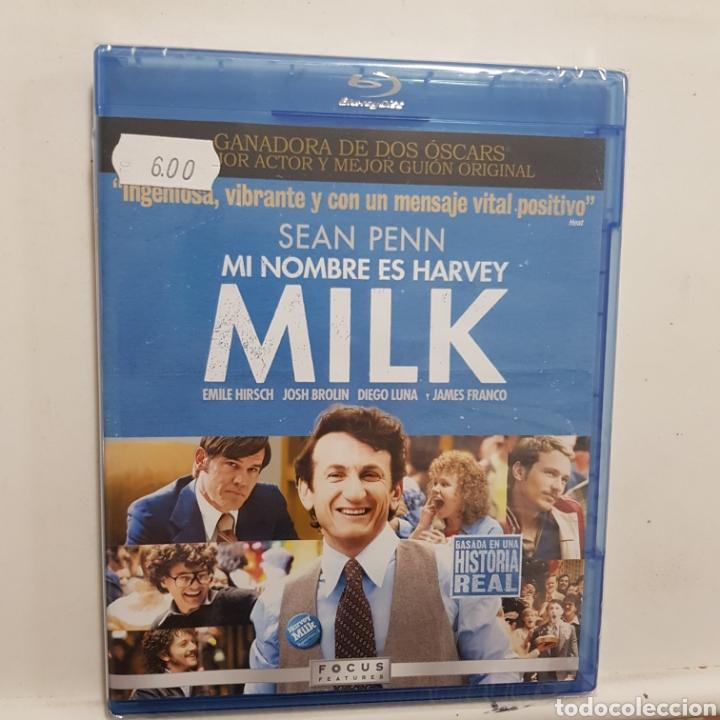 REF.2270 MILK - BLURAY NUEVO A ESTRENAR (Cine - Películas - Blu-Ray Disc)