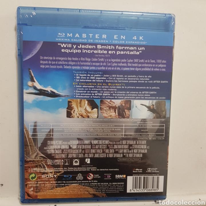 Cine: REF.2271 after EARTH - BLURAY NUEVO A ESTRENAR - Foto 2 - 206320105