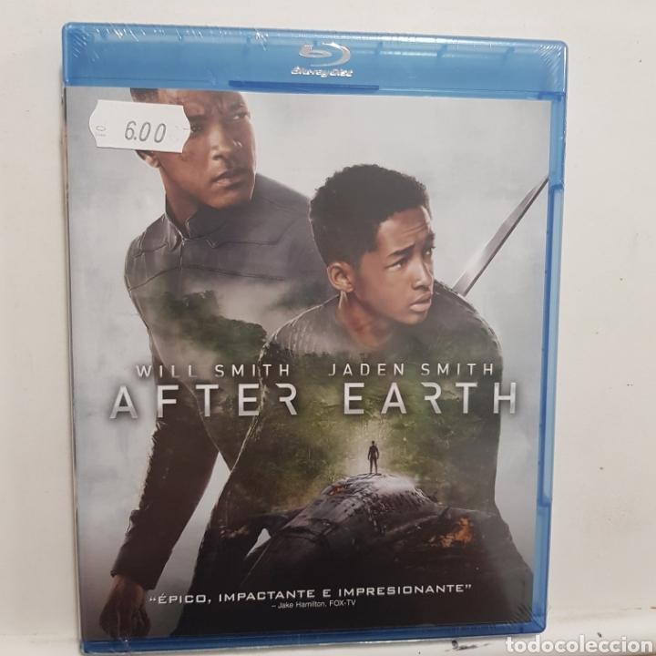REF.2271 AFTER EARTH - BLURAY NUEVO A ESTRENAR (Cine - Películas - Blu-Ray Disc)