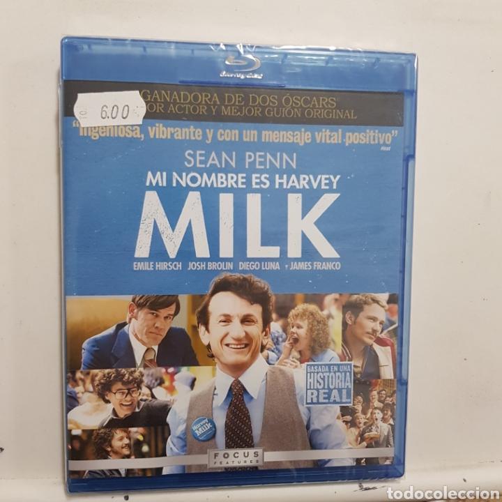 REF.2272 MILK - BLURAY NUEVO A ESTRENAR (Cine - Películas - Blu-Ray Disc)