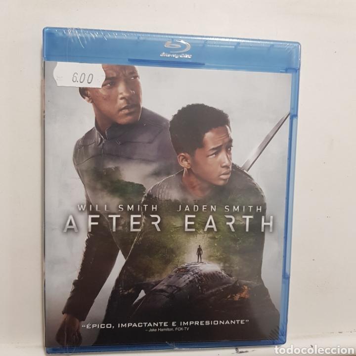 REF.2275 AFTER EARTH - BLURAY NUEVO A ESTRENAR (Cine - Películas - Blu-Ray Disc)