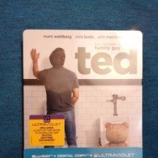 Cine: PEDIDO MÍNIMO 5€ OFERTA BLU-RAY TED STEELBOOK BLURAY PRECINTADO. Lote 240570925