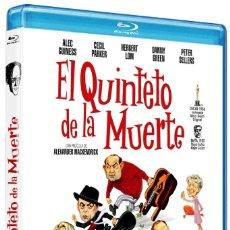 Cine: EL QUINTETO DE LA MUERTE - BLU-RAY. Lote 222141852