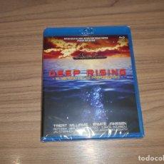 Cine: DEEP RISING EL MISTERIO DE LAS PROFUNDIDADES BLU-RAY DISC NUEVO PRECINTADO. Lote 206338445