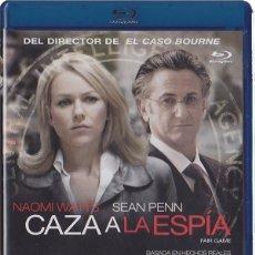 Cine: CAZA A LA ESPIA (BLU-RAY)(FAIR GAME). Lote 206365390