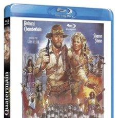 Cine: QUATERMAIN EN LA CIUDAD PERDIDA DEL ORO (BLU-RAY) (ALLAN QUATERMAIN AND THE LOST CITY OF GOLD). Lote 206365403