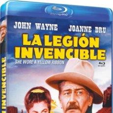 Cine: LA LEGION INVENCIBLE (BLU-RAY) (SHE WORE A YELLOW RIBBON). Lote 206365460