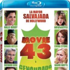 Cine: MOVIE 43 (BLU-RAY). Lote 206365472