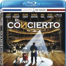 Cine: EL CONCIERTO (BLU-RAY) (THE CONCERT). Lote 206365477