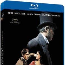 Cine: EL GATOPARDO (BLU-RAY) (IL GATTOPARDO). Lote 206365510