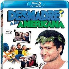 Cine: DESMADRE A LA AMERICANA BLU-RAY DISC NUEVO PRECINTADO. Lote 206390396