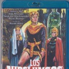 Cine: LOS NIBELUNGOS BD [BLU-RAY]. Lote 206975985