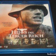 Cine: HIJOS DEL TERCER REICH BLURAY. Lote 207039481