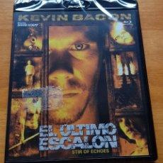 Cine: EL ÚLTIMO ESCALÓN BLU RAY (NUEVO ESTRENO EN BLU RAY. KEVIN BACON). PRECINTADO. Lote 207057265