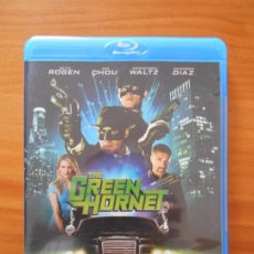 Cine: BLU-RAY THE GREEN HORNET (R3). Lote 207064253