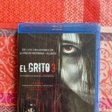 Cine: EL GRITO 3 BLURAY PRECINTADO. Lote 207071052