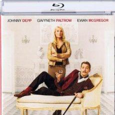 Cine: MORTDECAI JOHNNY DEPP. Lote 207128938