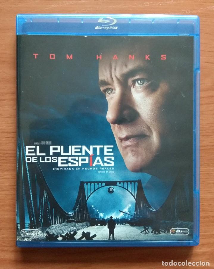 ENVIO INCLUIDO // BLU RAY EL PUENTE DE LOS ESPIAS (Cine - Películas - Blu-Ray Disc)