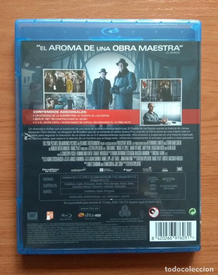 Cine: Envio incluido // Blu ray El puente de los espias - Foto 2 - 207228260