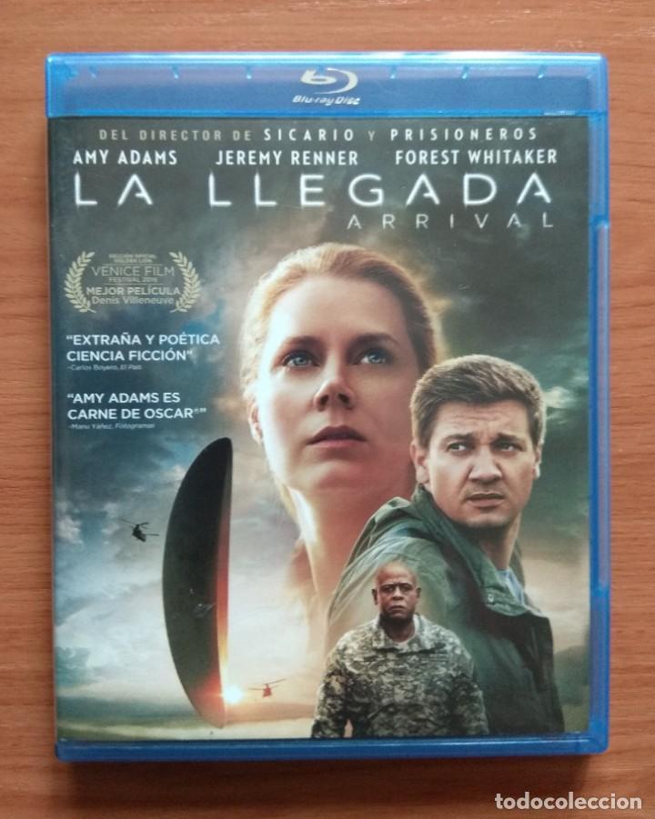 ENVIO INCLUIDO // BLU RAY LA LLEGADA (Cine - Películas - Blu-Ray Disc)