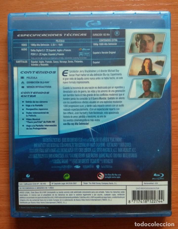Cine: Envio incluido // Blu ray Pearl Harbor - Foto 2 - 207229171