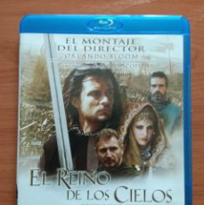 Cine: ENVIO INCLUIDO // BLU RAY EL REINO DE LOS CIELOS. VERSION EXTENDIDA. Lote 207230103