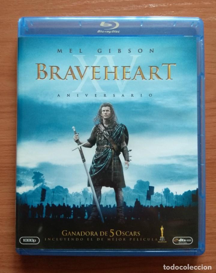ENVIO INCLUIDO // BLU RAY BRAVEHEART. 2 DISCOS. (Cine - Películas - Blu-Ray Disc)