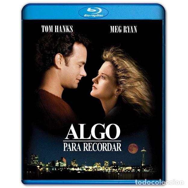 ALGO PARA RECORDAR BLURAY (Cine - Películas - Blu-Ray Disc)