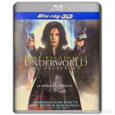Cine: UNDERWORLD EL DESPERTAR BLURAY 3D. Lote 207232821